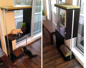 diy cat furniture