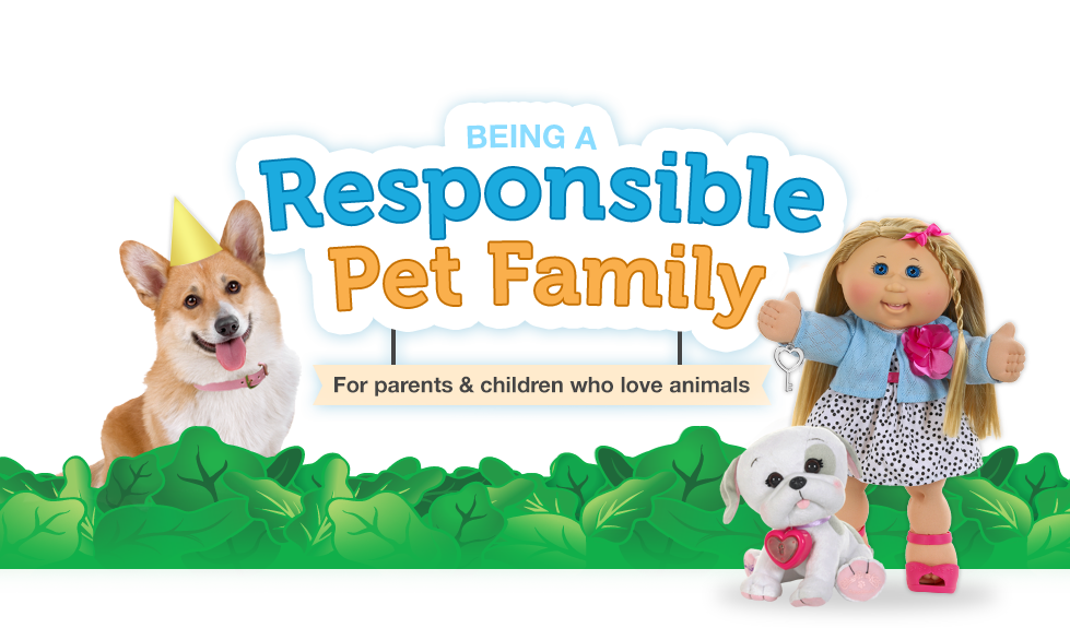Being a Responsible Pet Family