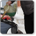 Winter Hazards - Antifreeze