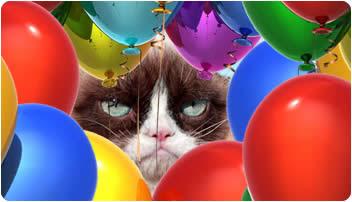Grumpy-Cat-Party-Animal
