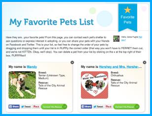 Favorite-pets