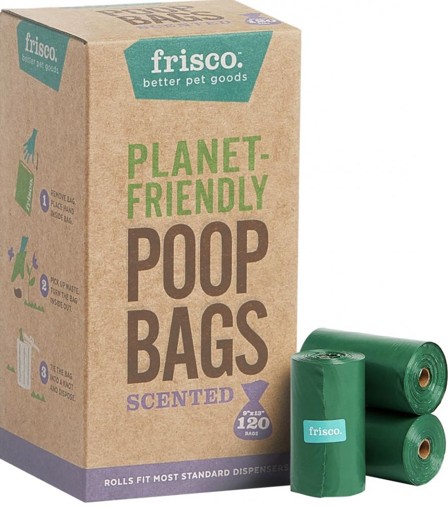 Frisco brand poop bags