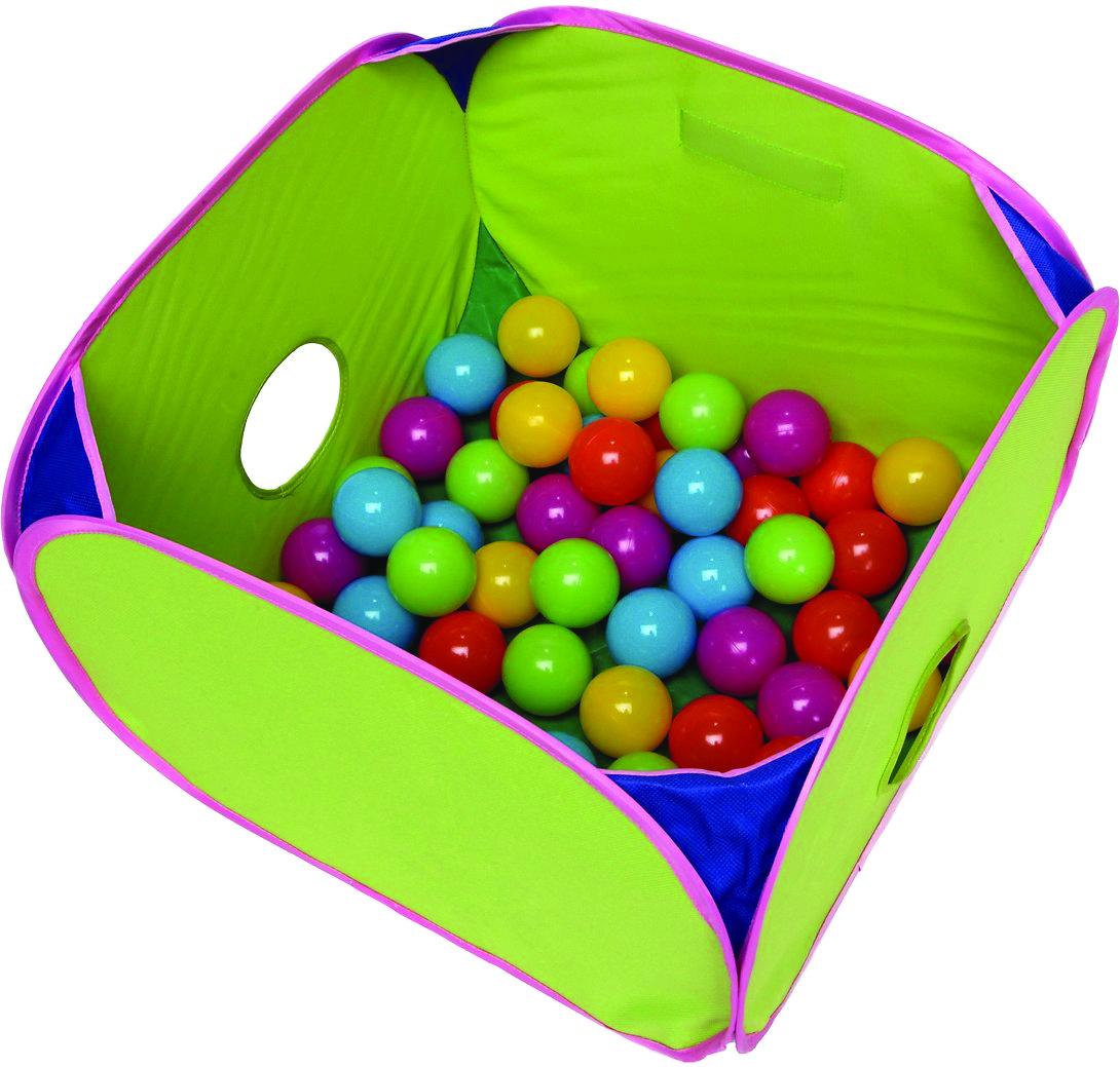 Marshall Pop-N-Play Ferret Ball Pit Toy
