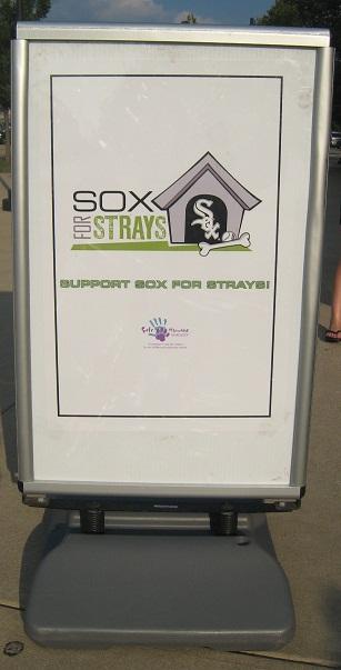 SoxForStrayssign