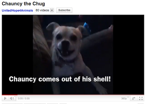 Chauncy AFTER